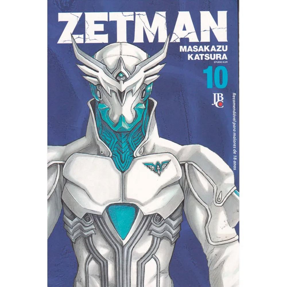 Zetman - Volume 10 - Usado