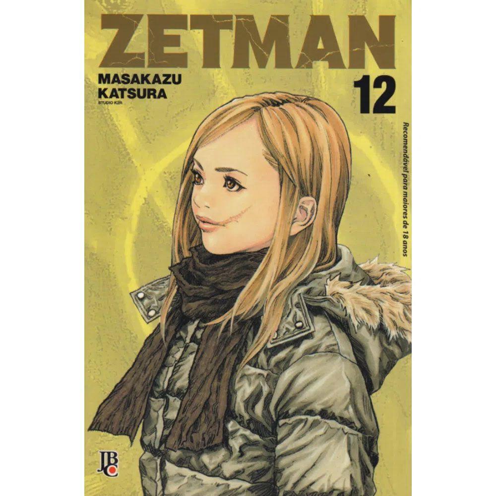 Zetman - Volume 12