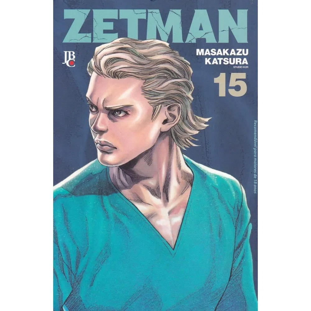 Zetman - Volume 15