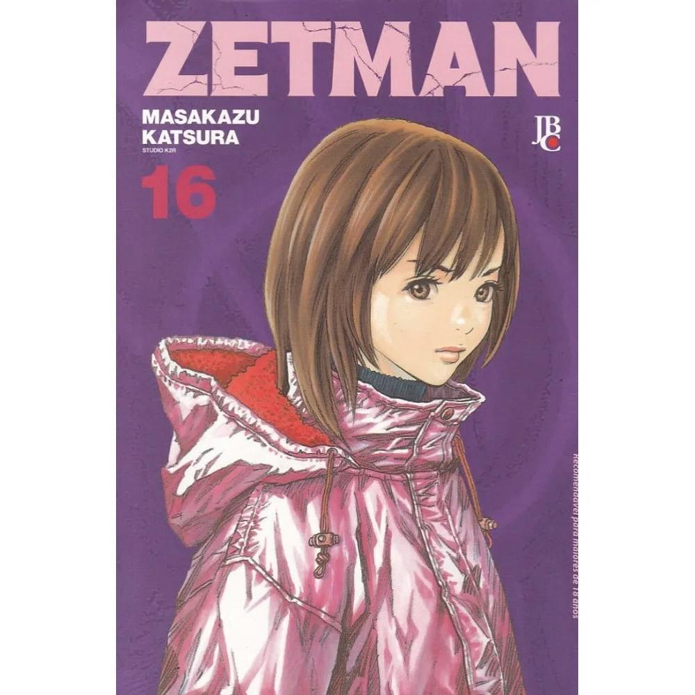 Zetman - Volume 16