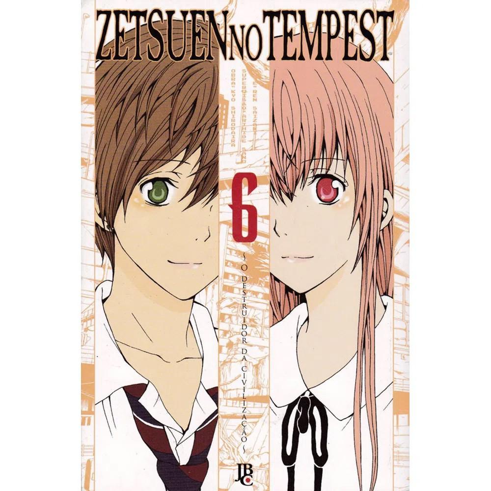 Zetsuen no Tempest - Volume 06 - Usado