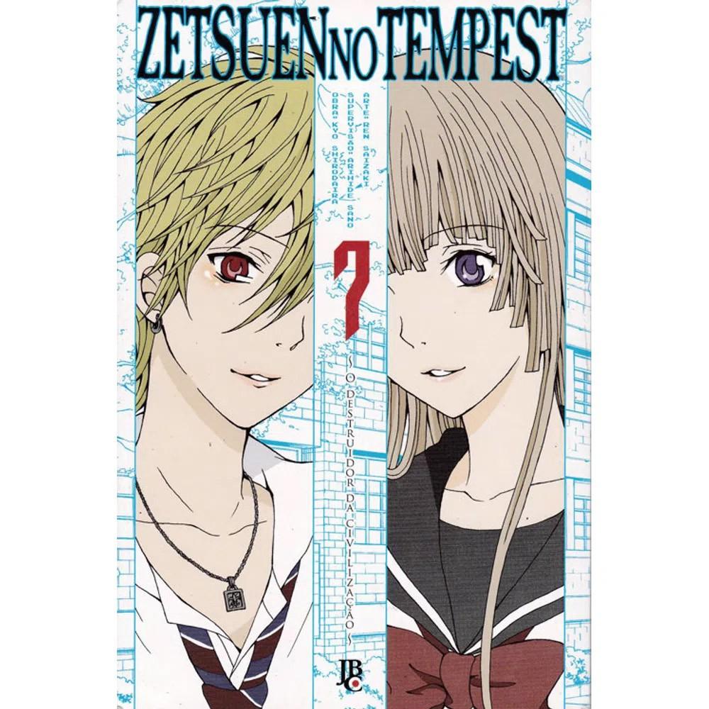 Zetsuen no Tempest - Volume 07 - Usado