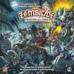 Zombicide Friends and Foes - Expansão