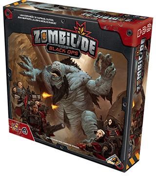 Zombicide Invader Black Ops - Expansão