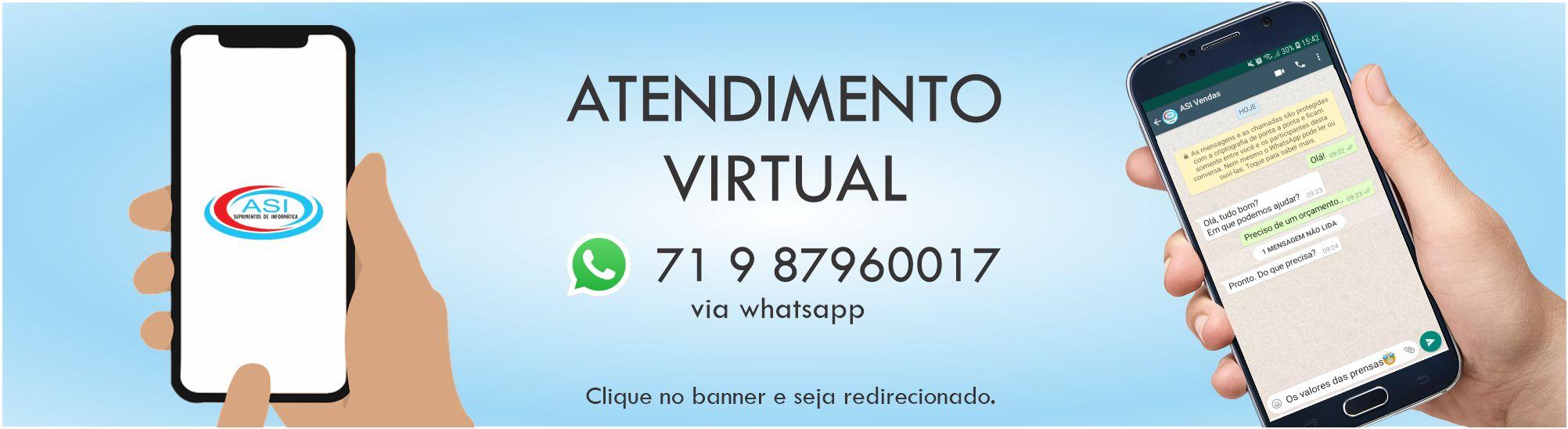 Atendimento Virtual ASI