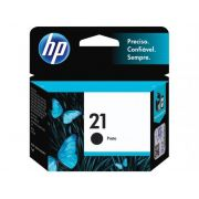 Cartucho de Tinta HP 21 Black  Original