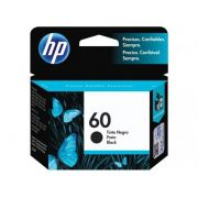 Cartucho de Tinta HP 60 Black  Original