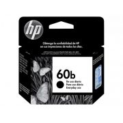 Cartucho de Tinta HP 60b Black  Original