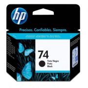 Cartucho de Tinta HP 74 Black  Original