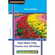 Fotográfico Matte 230G 100 folhas