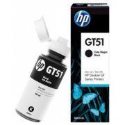 Garrafa de Tinta HP Black  GT51 Original - para HP DeskJet GT 5822