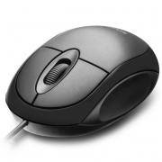 Mouse Classic BOX Optico FULL USB BULK Preto - MO312