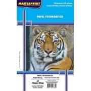 Papel A4 Fotográfico Glossy 230g 50 folhas MASTERPRINT