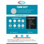 Papel OBM Dot 10 Folhas