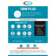 Papel OBM Plus 10 Folhas
