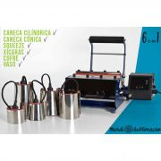 Prensa Premium de Caneca  6 x1