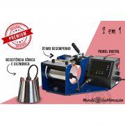 Prensa Premium  de Caneca 2 x 1