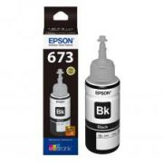Tinta Epson Original 673 Black 70 ML