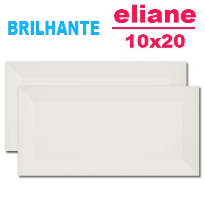 Azulejo Brilhante 10x20