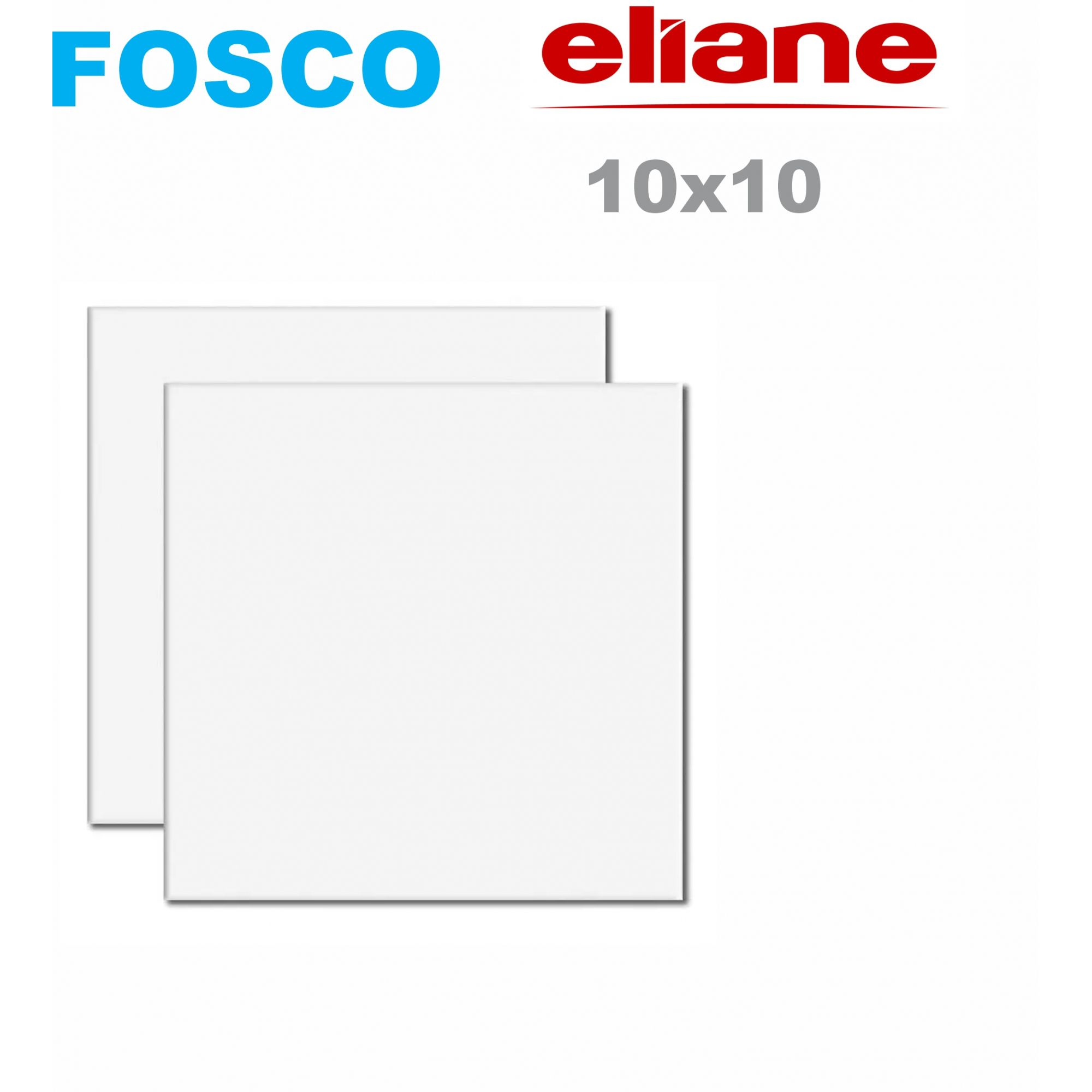 Azulejo Fosco 10x10  10 Unidades
