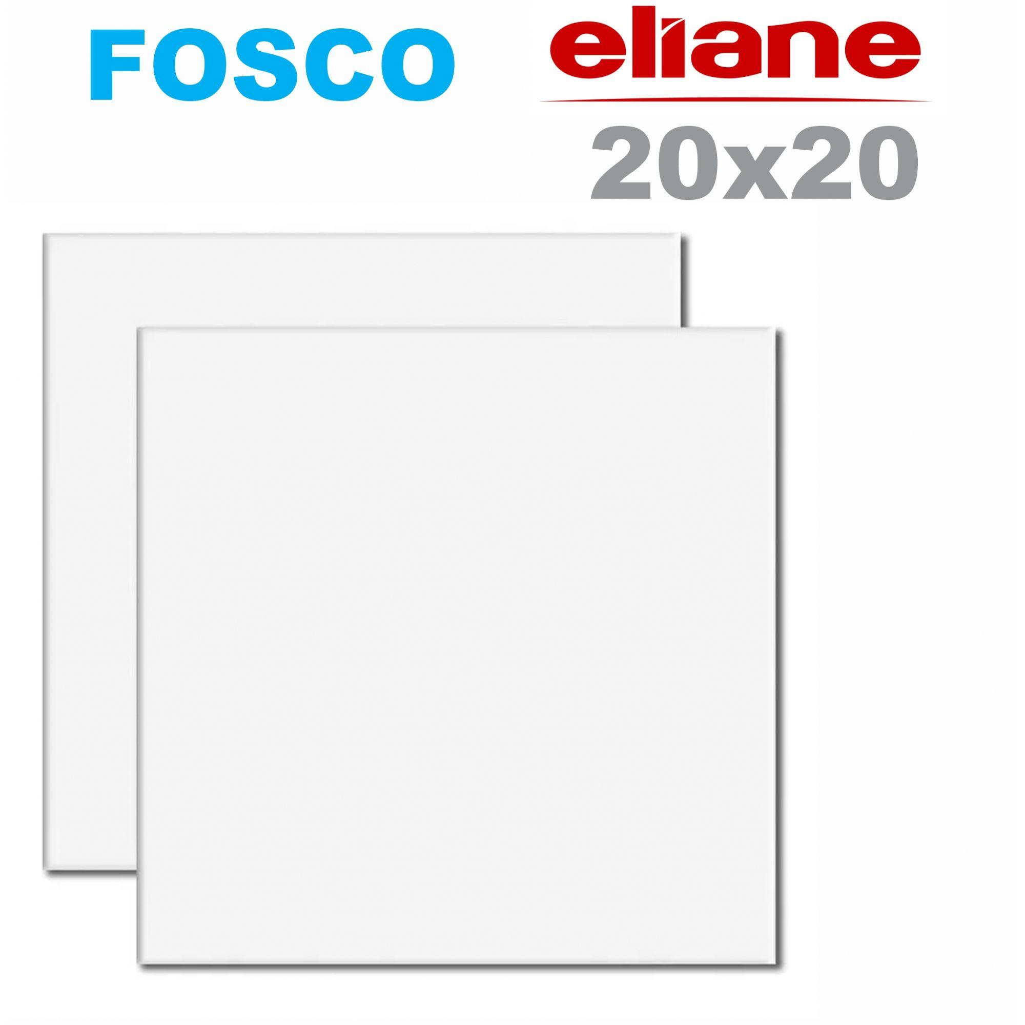 Azulejo Fosco 20x20 100 Unidade