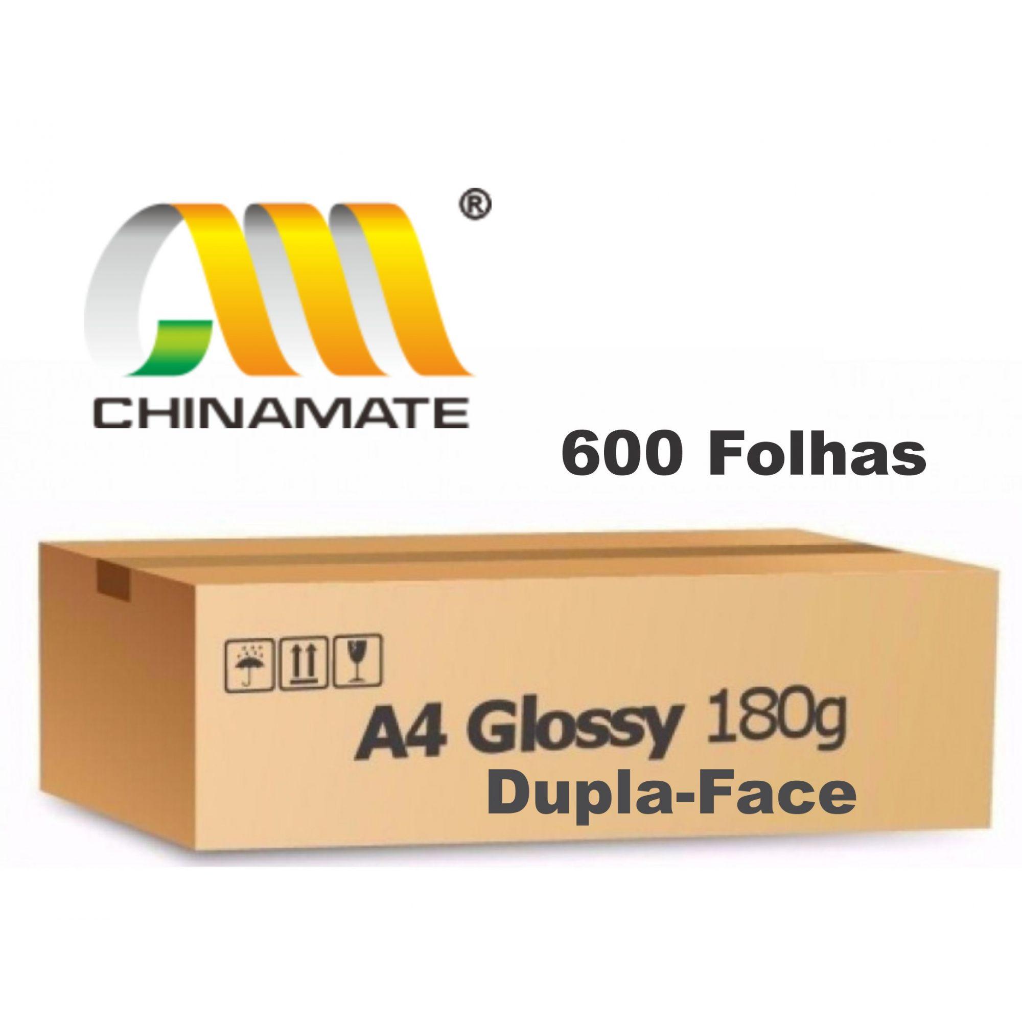 Caixa de Papel  Dupla-Face Glossy A3 180G 30 pacotes