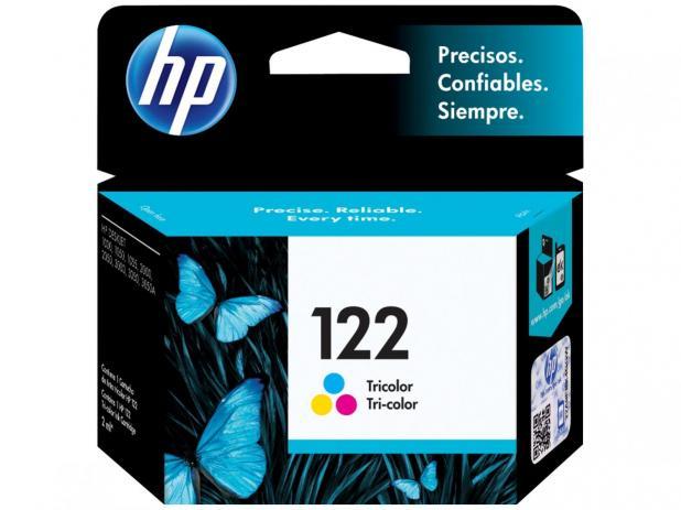 Cartucho de Tinta HP 122 Color  Original