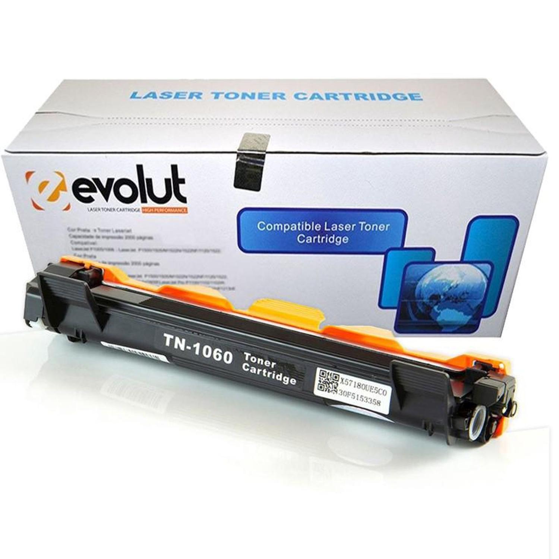 Cartucho de toner Brother TN1060/1000/DCP1512/HL1112 Universal Compatível EVOLUT