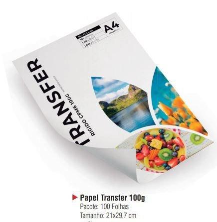 Papel Transfer Laser Rígido 100gr