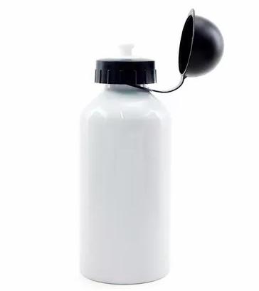 Squeeze Alumínio Branco BOLINHA - PREMIUM