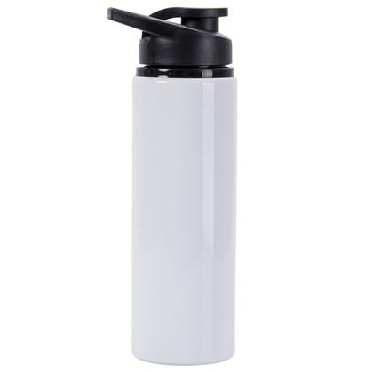 Squeeze Alumínio Branco 750ML - PREMIUM