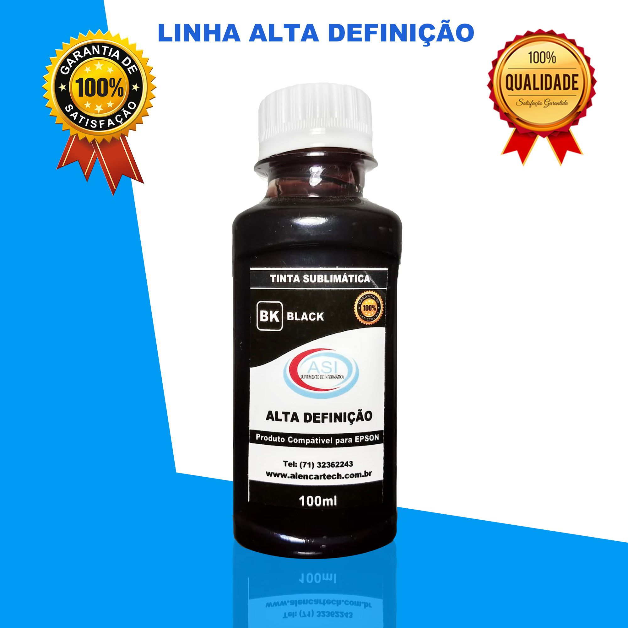 Sublimática Alta Definição Black 100ML/500ML/1LITRO