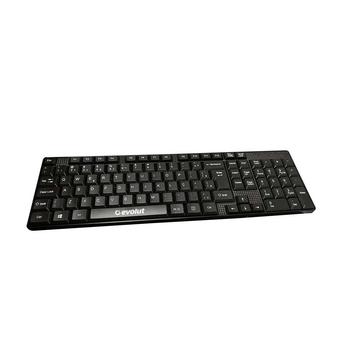 Teclado Desktop EO201