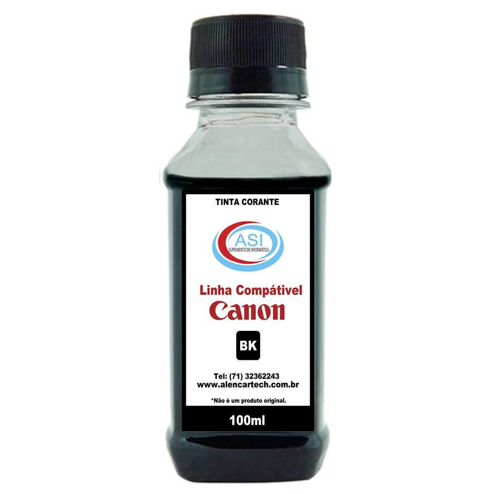Tinta Corante Canon ASI Black 100ML/500ML/1 LITRO