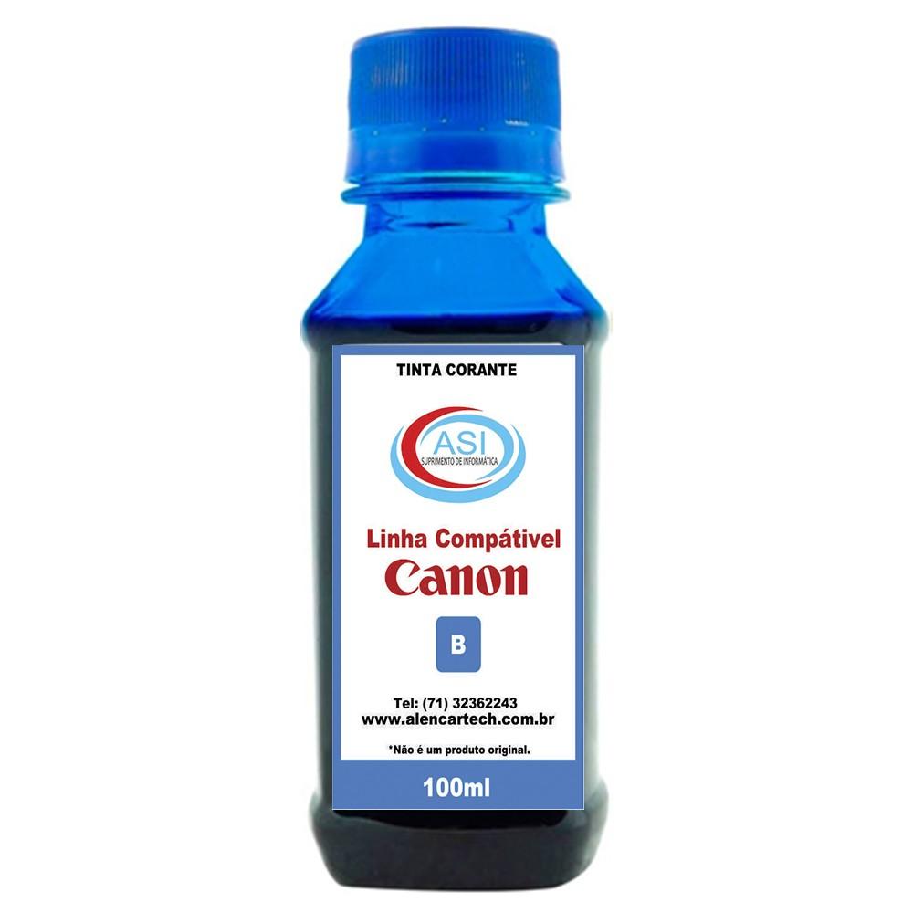 Tinta Corante Canon ASI Ciano 100ML/500ML/1 LITRO