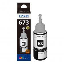Tinta Epson Original 673 Black 70 ML