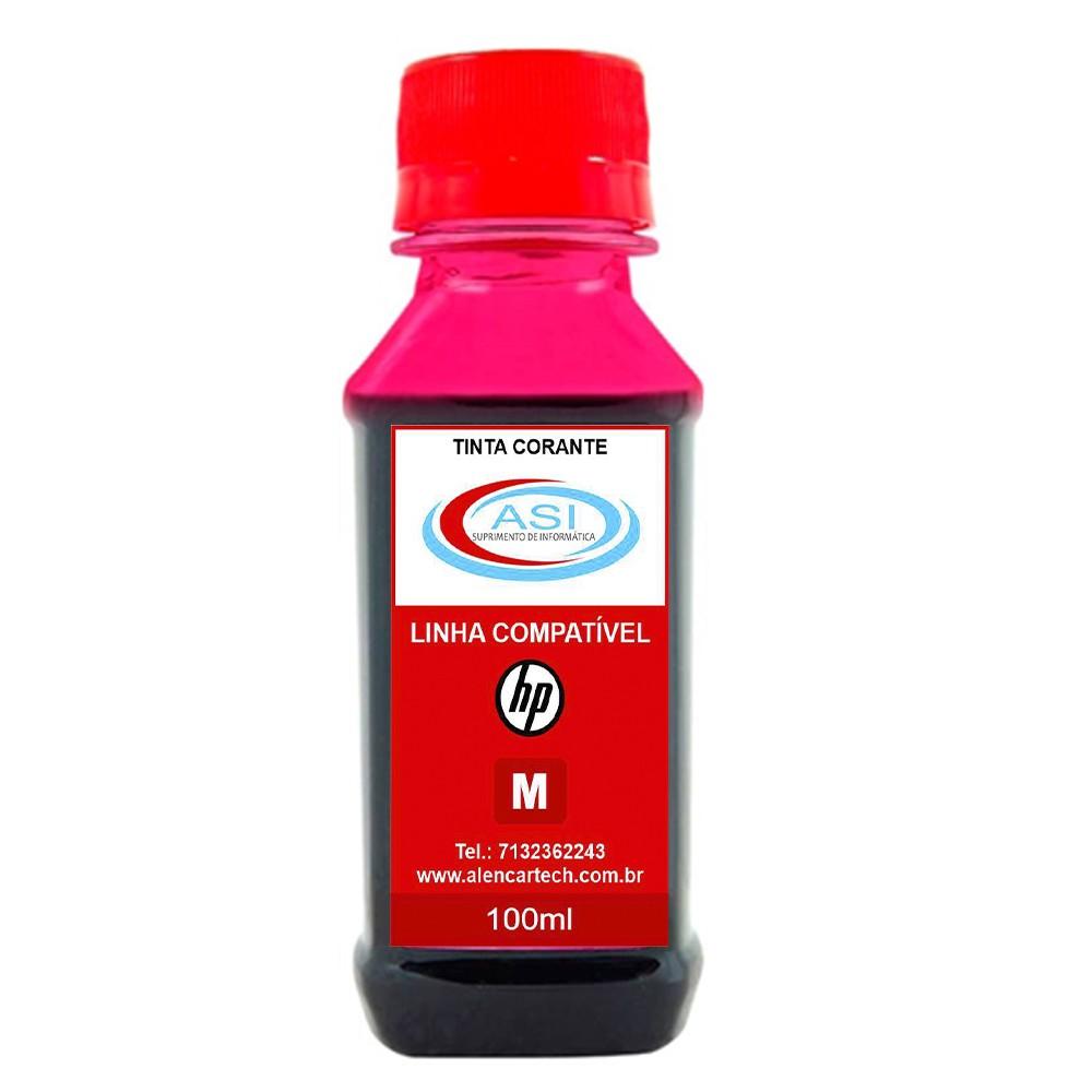 Tinta para HP ASI  Magenta 100ML/500ML/1 LITRO