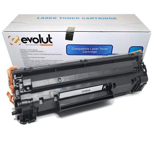 Toner Compatível HP EVOLUT CF283A 83A 283 283A | M127FN M127FW M127 M125 M201 M225 M226 M202 M201DW