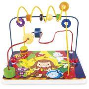 Brinquedo Educativo Aramado Turma da Tyta Colorido