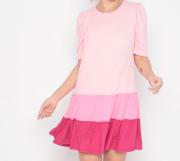 Vestido Adulto Três Marias Pink