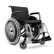 Cadeira De Rodas AVD  Alumínio Ortobrás