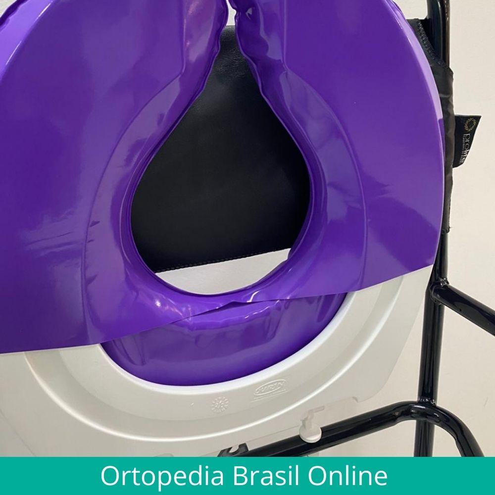 Almofada Espuma Higiênica Revestida de PVC Bioflorence