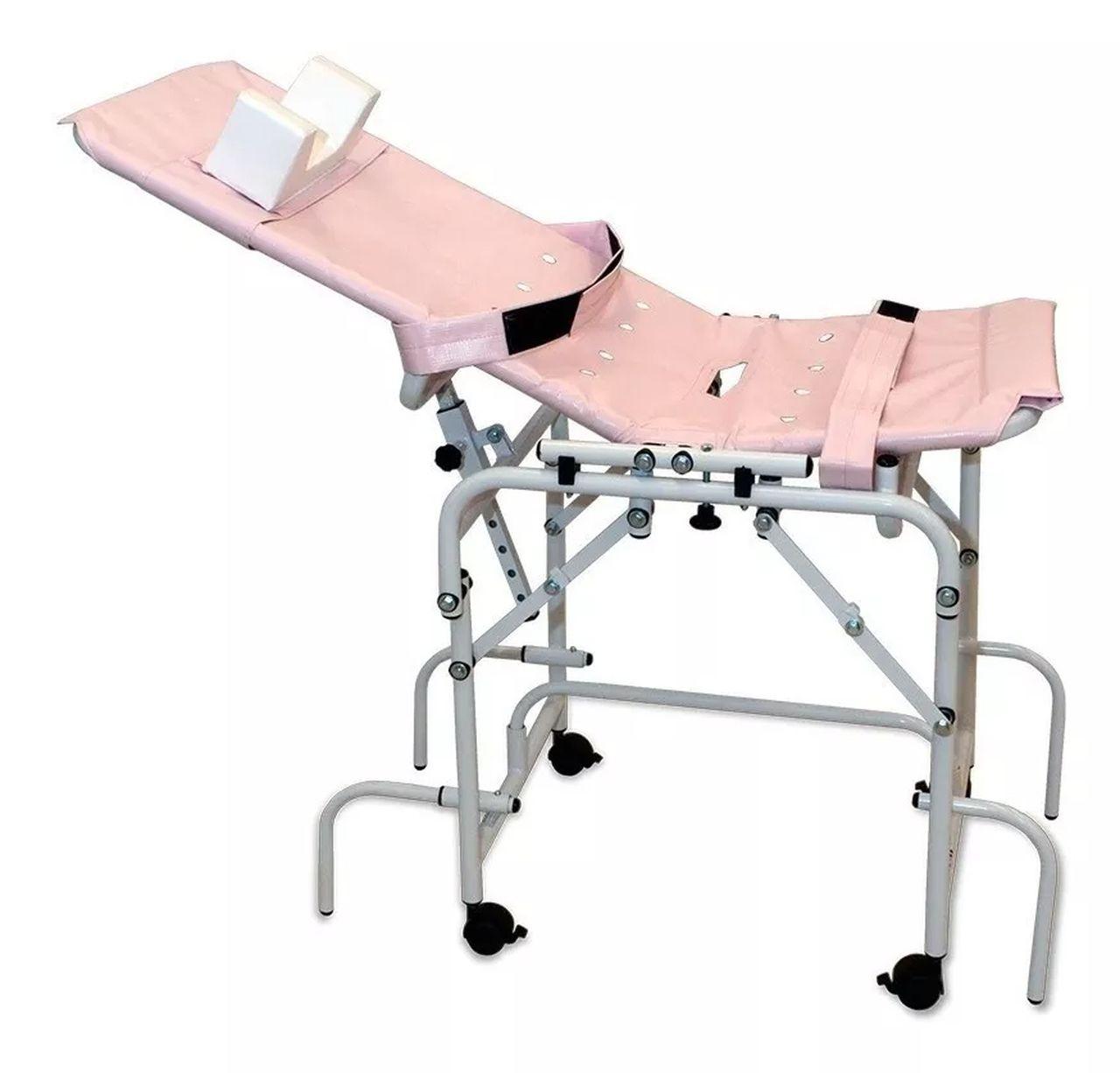 Cadeira de Banho Higiênica Enxuta Juvenil Vanzetti