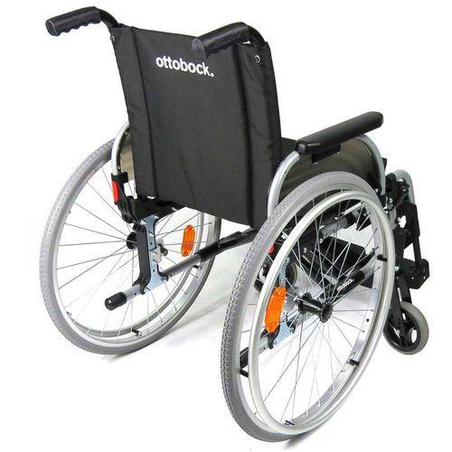 Cadeira de Rodas Alumínio Start M1 Ottobock