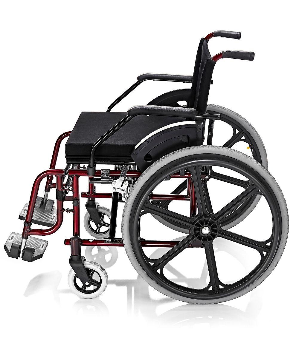 Cadeira de Rodas Confort Elite Obeso Prolife