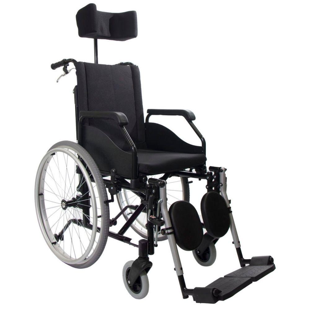 Cadeira de Rodas Jaguaribe Fit Reclinável