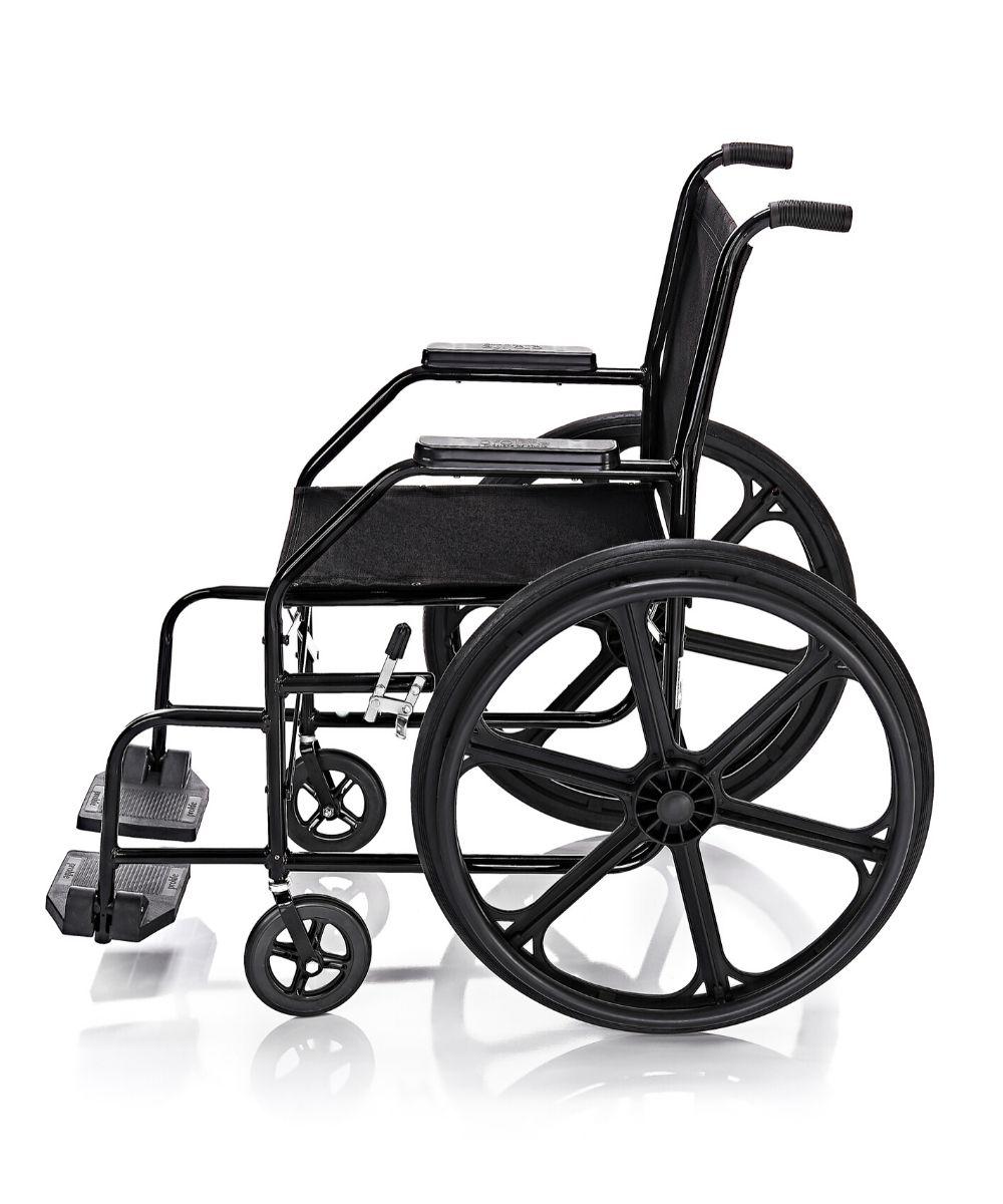 Cadeira de Rodas Prolife Pneu Maciço PL001