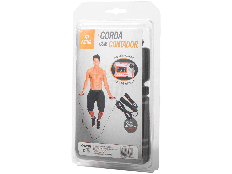 Corda de Pular com Contador de Giros Acte