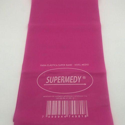Faixa Elástica Superband Supermedy