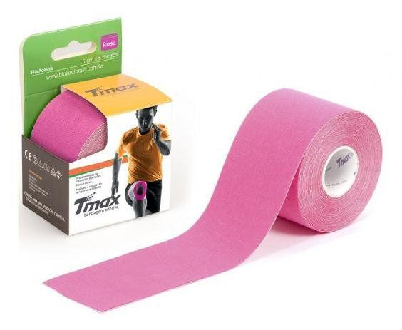 Bandagem elástica Funcional Bioland 5Mx5CM